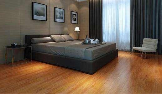 卧室木地板静音处理