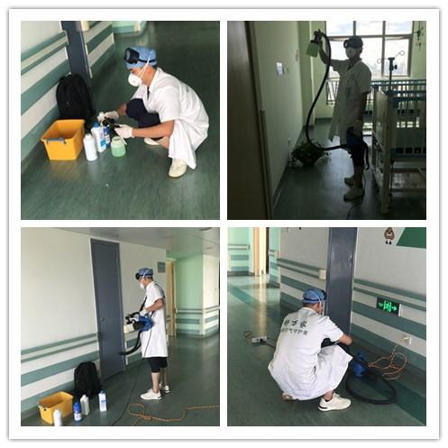 宁波妇儿医院住院楼除异味