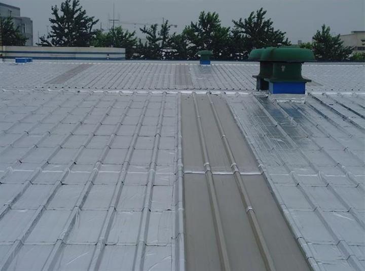 厦门钢结构屋面防水补漏