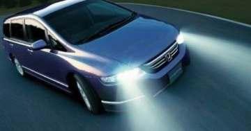 合理使用很重要,汽车灯光改装之氙气大灯的改装: