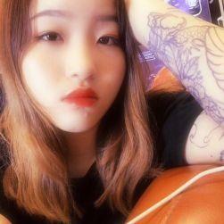 纹身师 柯基