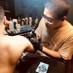 刺青入口·于鑫·作品集