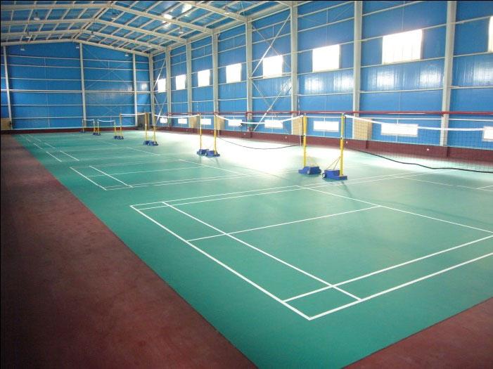 羽毛球場PVC地板