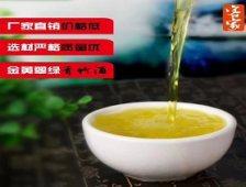 尚青泉竹筒酒全国性招地区代理商或微商