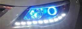 车主们为什么都要给汽车大灯改装呢?