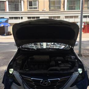 灯光改装车型:现代朗动