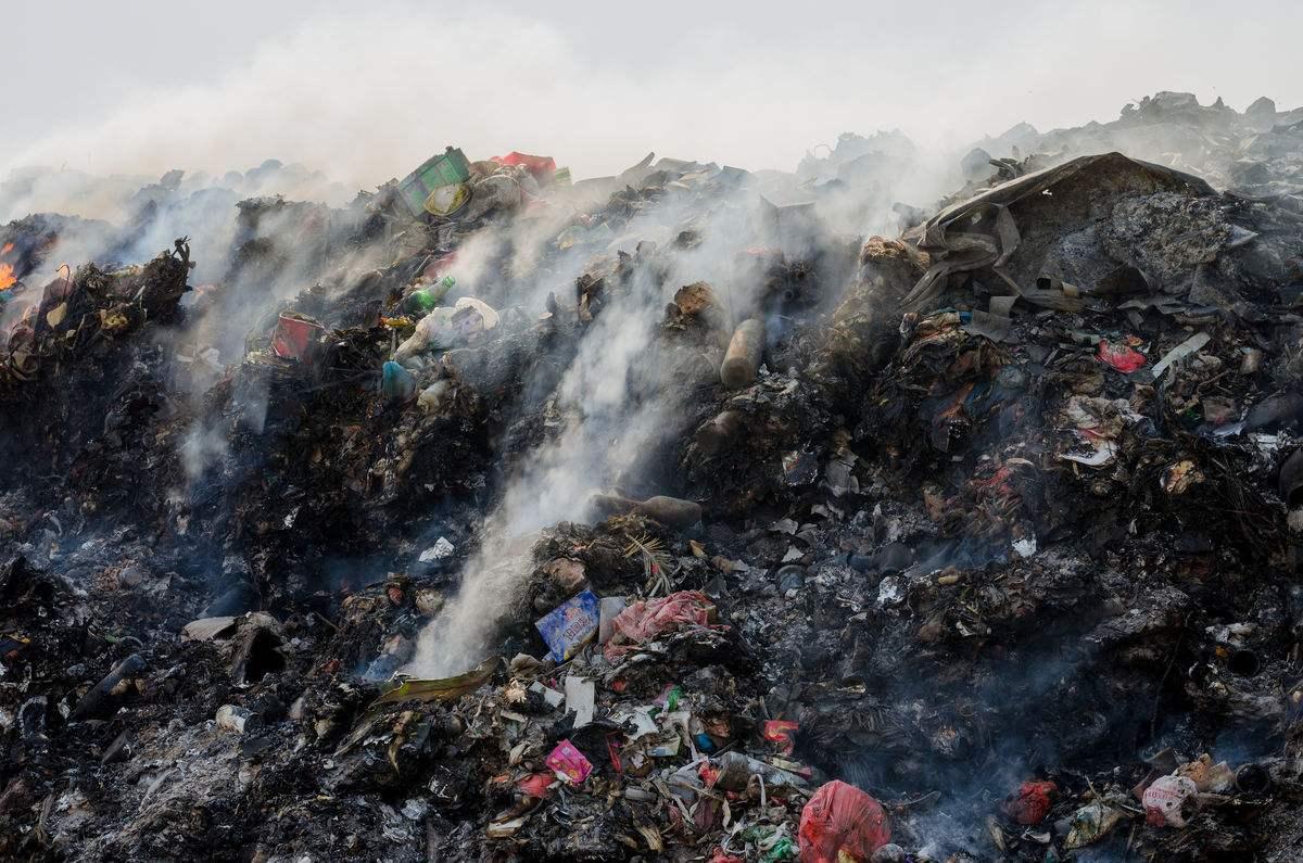 垃圾焚烧是目前世界上最先进的垃圾处理技术