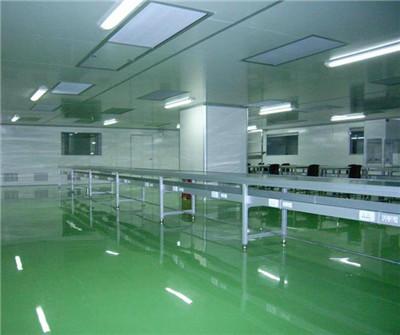 广州车间地坪漆施工