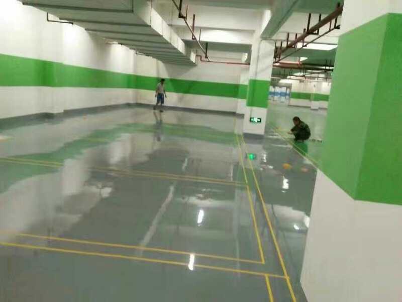 广州地坪漆施工