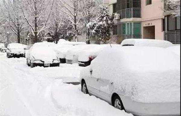 冬季汽车被冻住怎么办?以下几招助你轻松解决