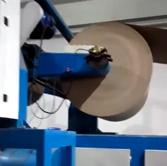 蜂窝板生产