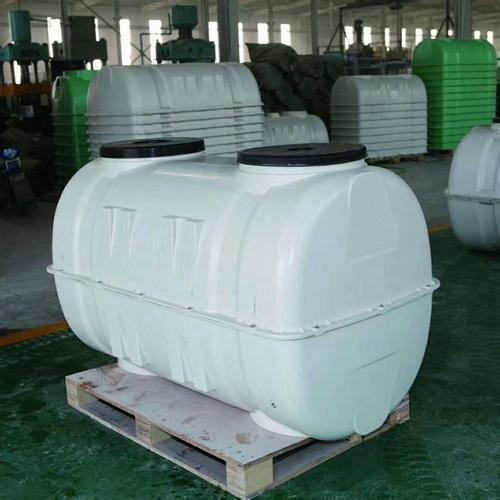 农村改造化粪池 旱厕改水厕用三格化粪池污水处理流程
