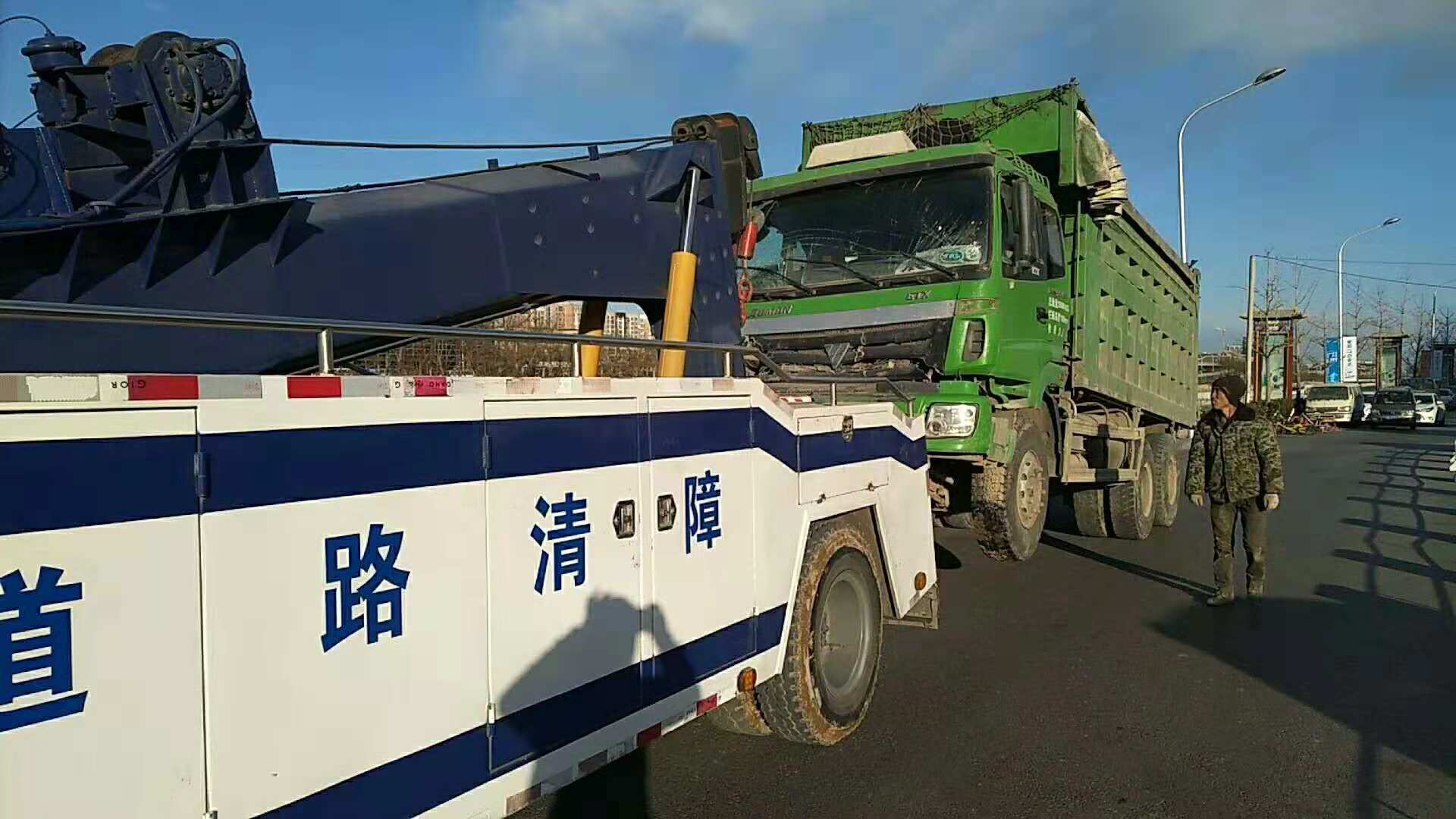 道路救援该找谁?海南州拖车救援的服务对象又是哪些?