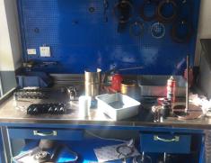 变速箱维修工作台1