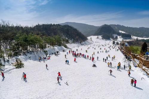 滑雪高手来了!16国选手哈尔滨站同场比拼