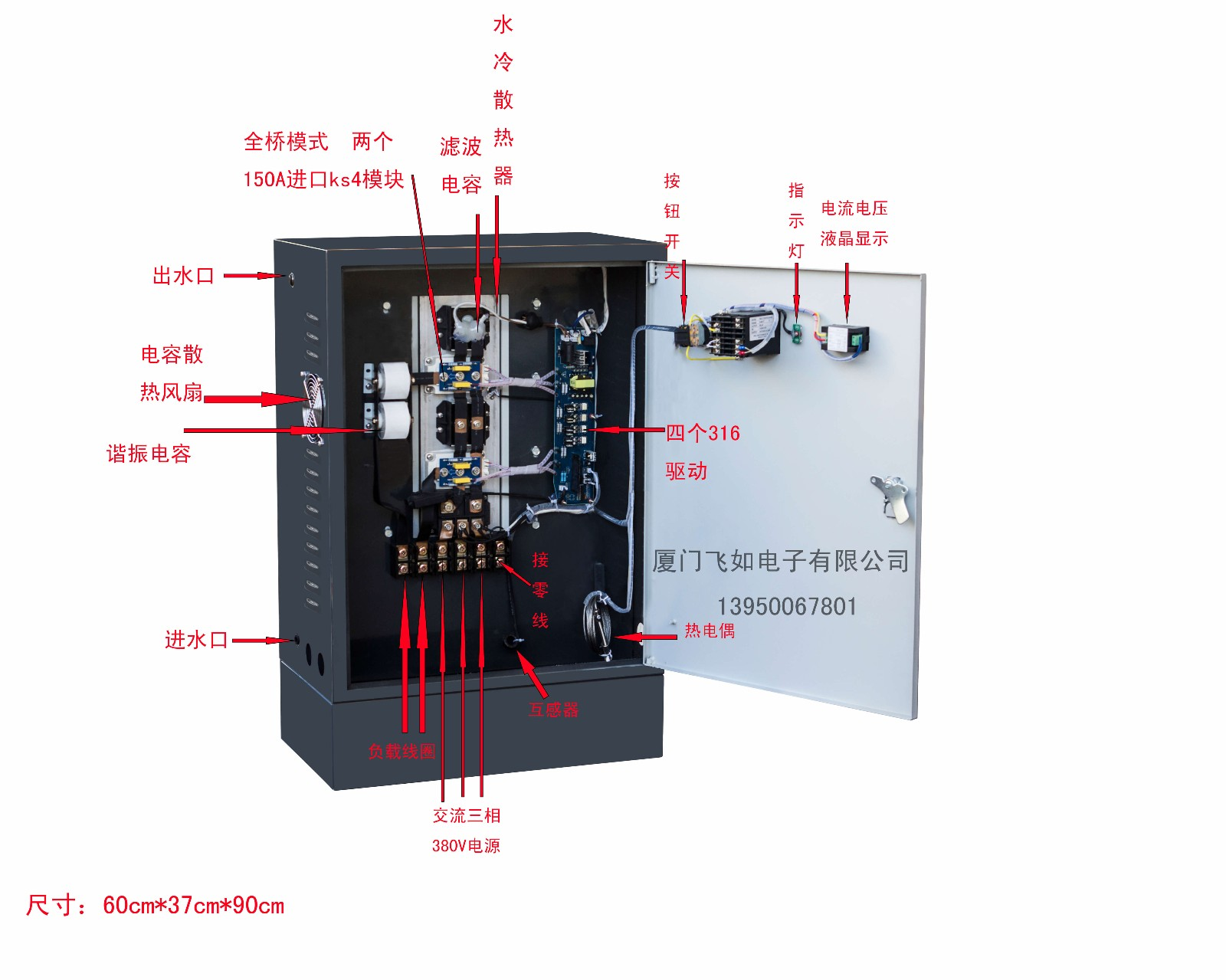 电磁加热器的工作原理