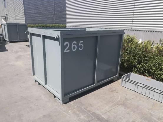 廠區廢料箱制作