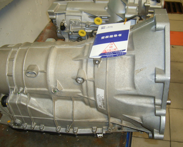 宝马X1自动变速箱维修