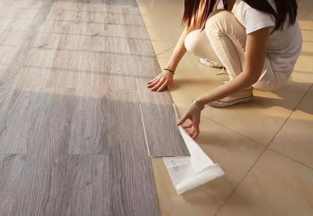PVC地板铺装很难吗?其实很简单!