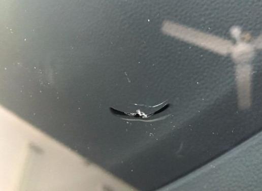 宝马挡风玻璃修复