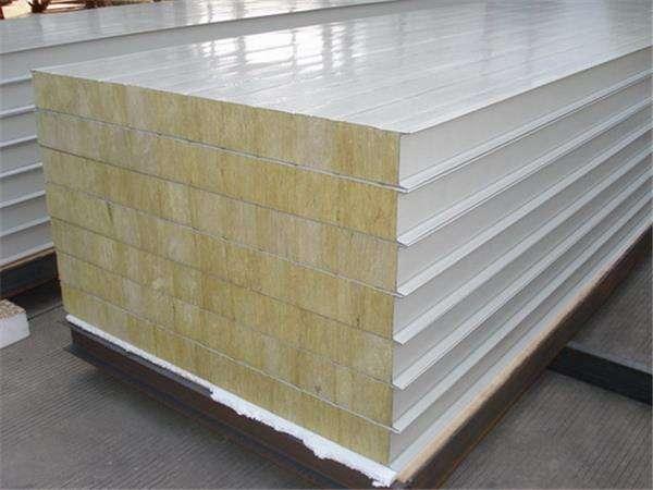 岩棉夹芯板回收