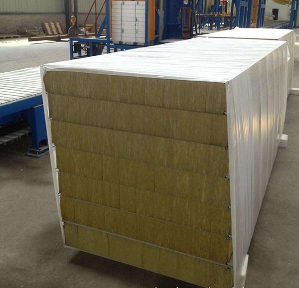 回收岩棉夹芯板公司