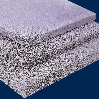 泡沫金属夹芯板优势与用途,泡沫金属夹芯板的种类