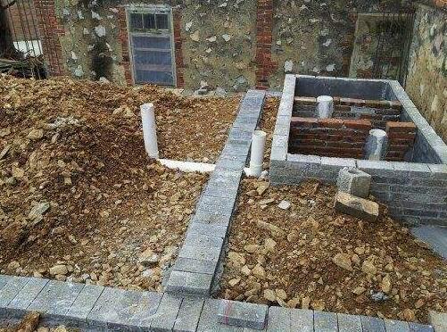农村自建房的化粪池原来是这样做的啊?真是被坑惨了