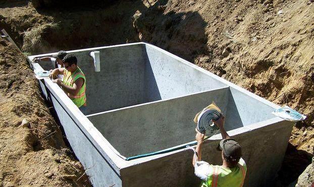 农村建造化粪池时为什么要留一个小口?
