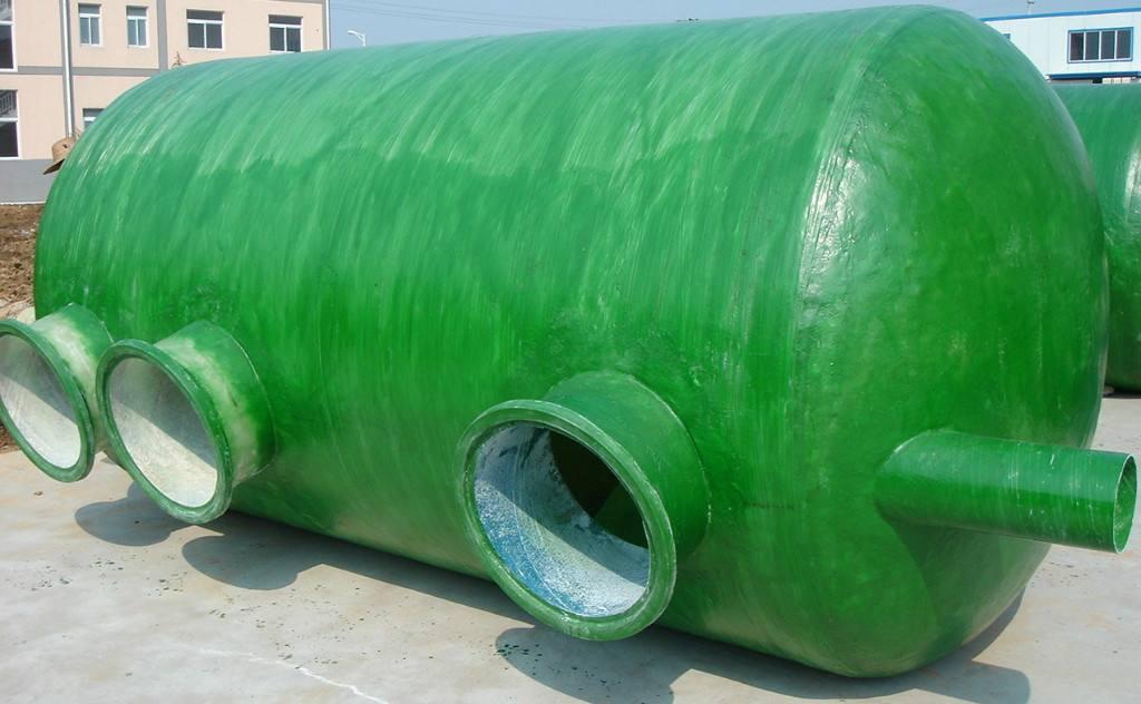 玻璃钢化粪池使用前的检查和清洁有哪些?