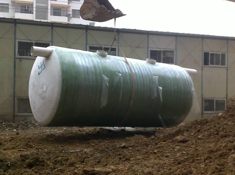 宁德玻璃钢化粪池厂家告诉你化粪池堵塞怎么办?