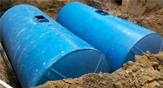 填埋玻璃钢化粪池对土壤有什么要求?