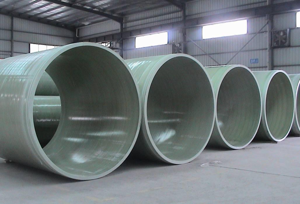 玻璃钢管的原料决定性能,玻璃钢管生产工艺