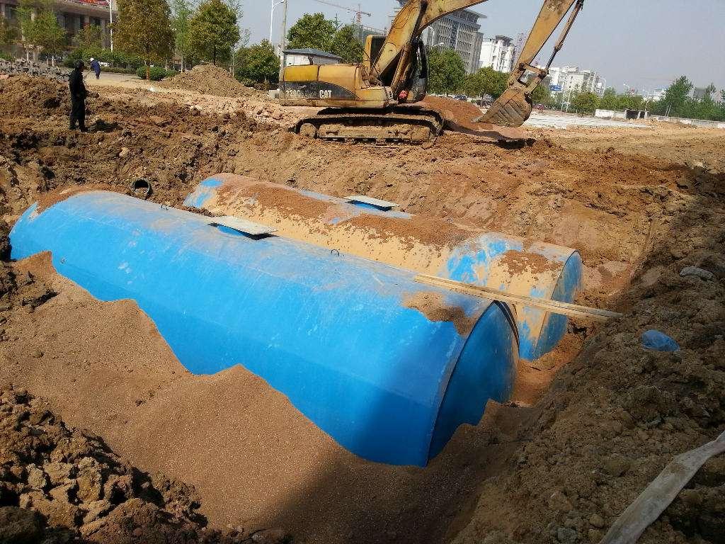 浅析玻璃钢化粪池是怎么处理悬浮液?