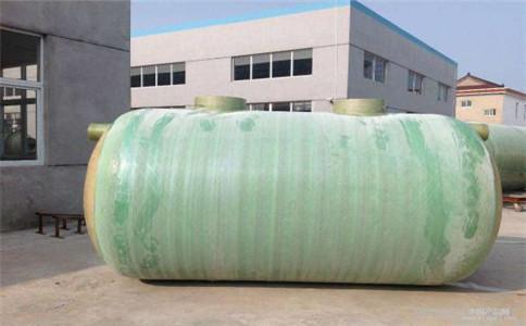玻璃钢化粪池是怎样处理污水的?