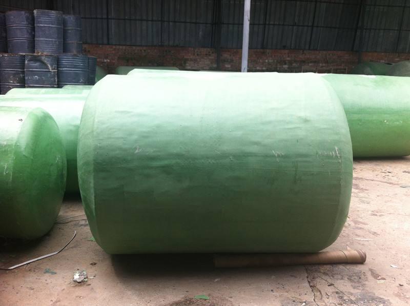 玻璃钢化粪池:安全靠谱的化粪方案更专业