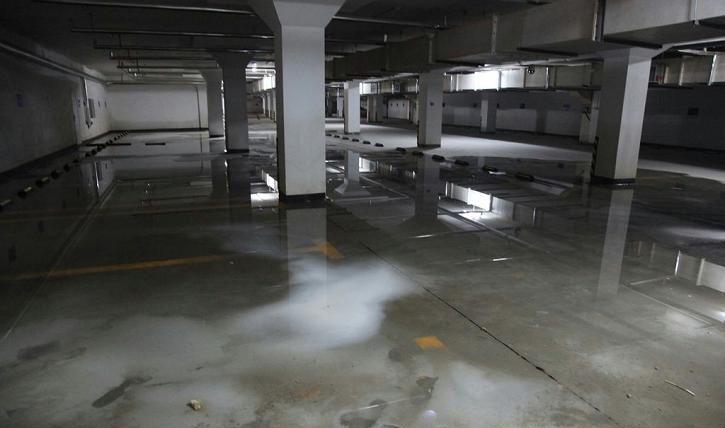 地下车库防水