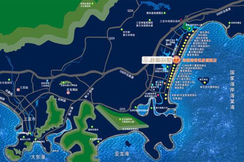 体验乐趣纷呈的度假模式 海棠湾君御别墅鉴赏