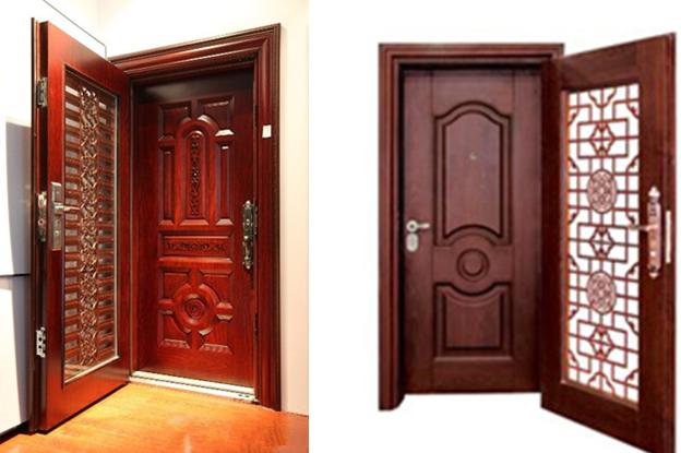 入户为什么必须安装两道门?幸亏老工人提醒!