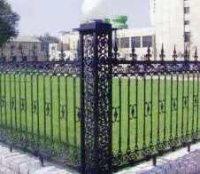 护栏工程安装