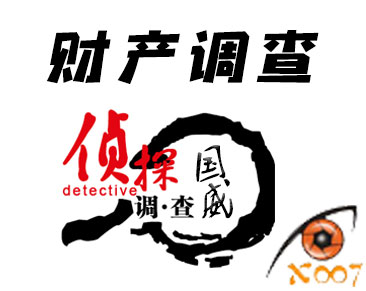 深圳财产调查侦探服务