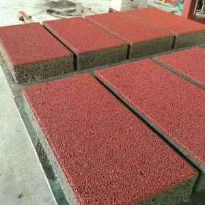 铜仁水泥透水砖工程