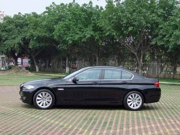 杭州汽车租赁公司「BMW 5系四门轿车」