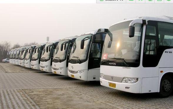 杭州班车租赁「企业上下班车」
