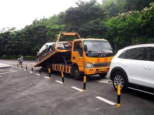 青岛高速拖车