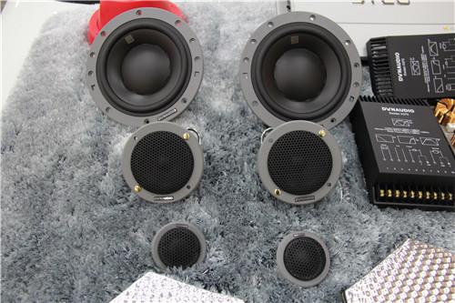 大众cc升级丹拿音响系统