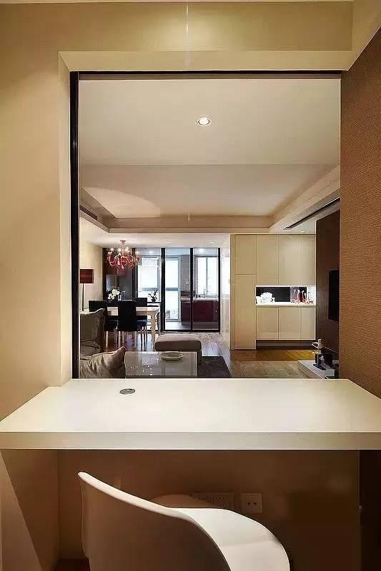 25款家居小吧台设计,各类风格都有,简直不要太惬意