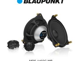 德国(蓝宝BLAUPUNKT)汽车音响改装奔驰专车专用两分频套装喇叭MPS 1402C MB