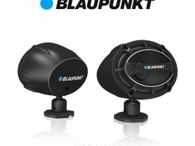 德国(蓝宝BLAUPUNKT)汽车音响改装3寸椭圆单体中音箱MPS 1401M两分频三分频改装加装