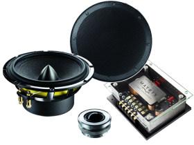 德国BRAX巴仕布莱克斯Matrix 2-way system pp 6.5寸二路套装喇叭